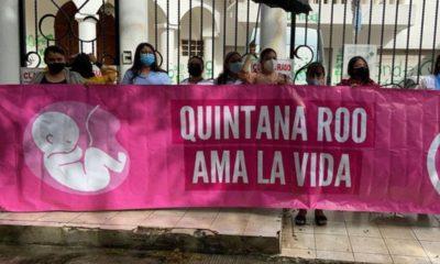 Por apoyar feministas piden destitución de presidente de CDH en Quintana Roo