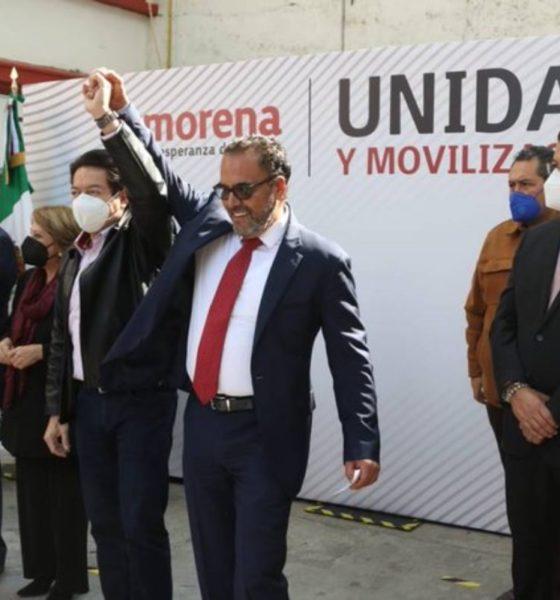 Juan Carlos Loera es candidato de Morena en Chihuahua