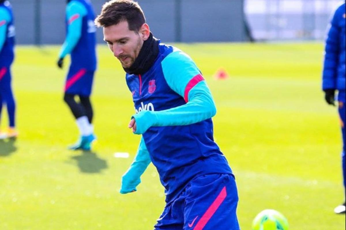 Acepta Messi que necesita un psicólogo. Foto: Twitter Barcelona