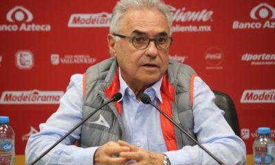 Álvaro Dávila, nuevo presidente de Cruz Azul. Foto: Twitter