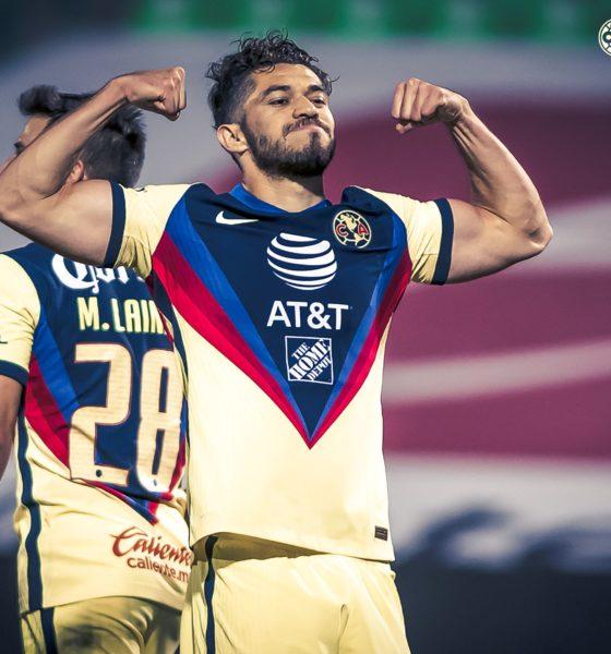 América no pudo con Santos Laguna. Foto: Twitter América