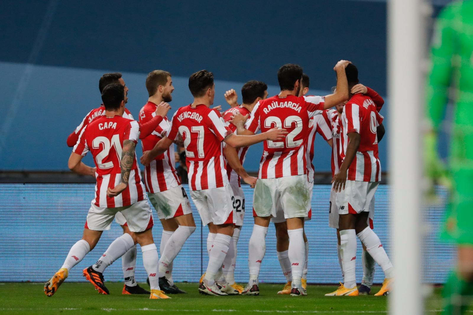 Athletic Club, campeón de la Supercopa de España. Foto: Twitter Real Federación Española