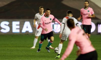 Barcelona demandará a periódico que reveló salario millonario de Messi. Foto: Barcelona