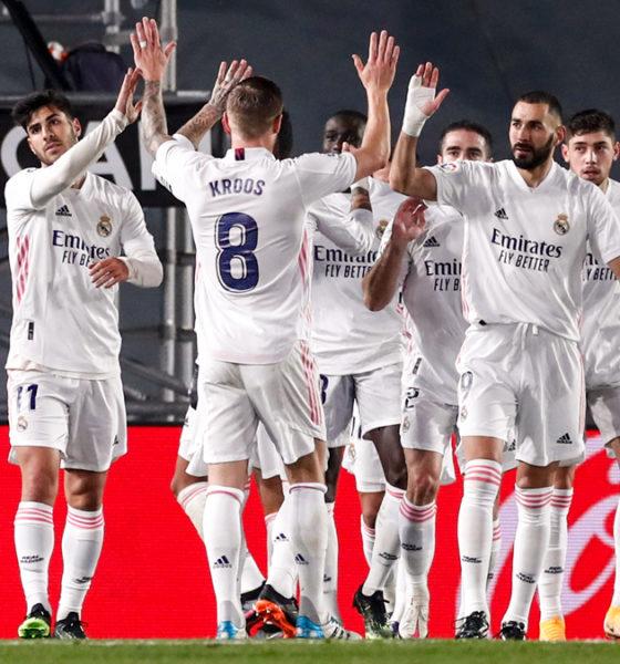 Benzema irá a juicio por escándalo sexual. Foto: Twitter Real Madrid