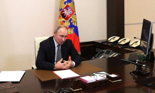 Por primera vez, conversan Biden y Putin