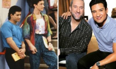 Dustin Diamond y Mario López