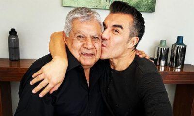 papá de Adrián Uribe