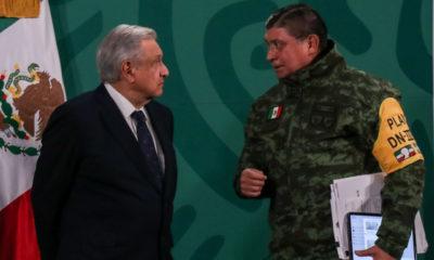 AMLO respalda decisión de FGR al exonerar a Cienfuegos