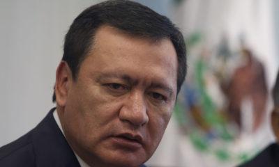 Nunca hubo dudas de honestidad de Cienfuegos: Osorio Chong