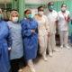 Enfermeros estrechan lazos con familiares de pacientes Covid