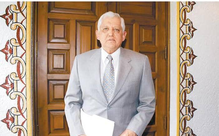 Eduardo Moreno Laparade, sobrino de Cantinflas