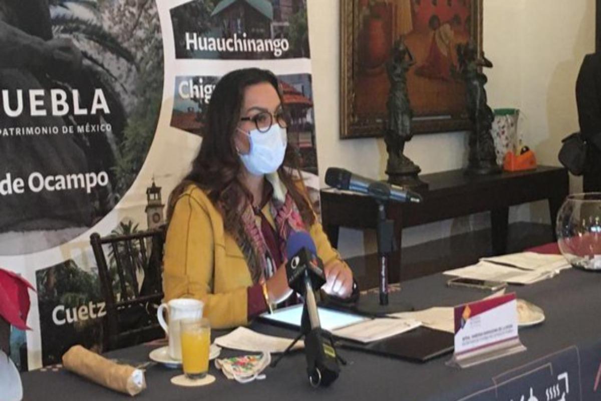 Renuncia secretaria de Turismo de Puebla