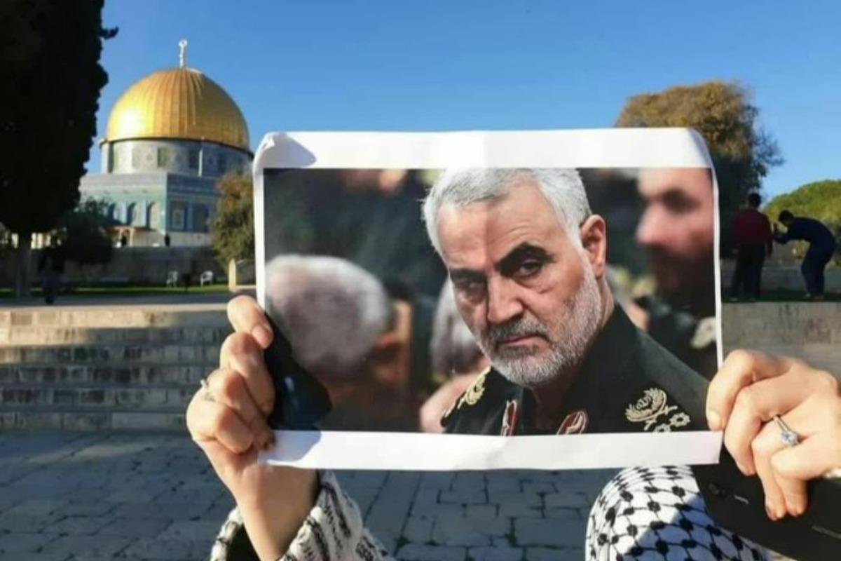 """Irán solicita """"ficha roja"""" para Trump por el asesinato de Soleimani"""
