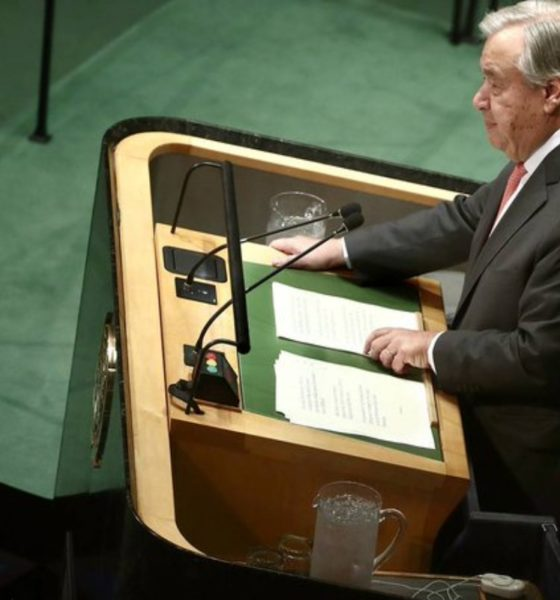 Antonio Guterres busca segundo mandato en la ONU