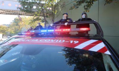 Crean policía Covid-19 en alcaldía Miguel Hidalgo