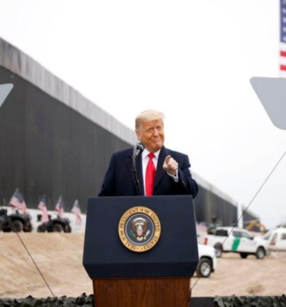 Trump agradece a AMLO su amistad y apoyo en temas migratorios