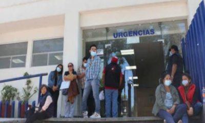 CDMX llega a 89 por ciento de ocupación hospitalaria por Covid-19