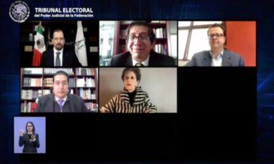 Resuelve TEPJF que Fernández Noroña cometió violencia política de género