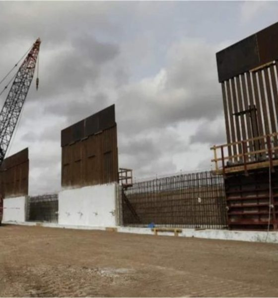 ¡Adiós al muro de Trump! Biden firma decreto para cancelar la obra