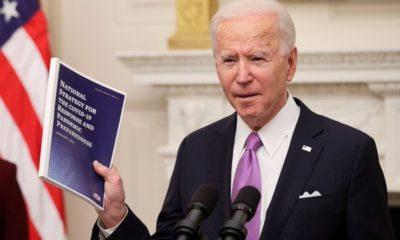 Impone Biden pruebas Covid-19 y cuarentena a visitantes extranjeros