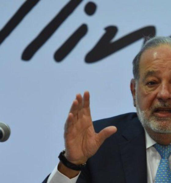 Carlos Slim tiene una semana con Covid-19; ya en tratamiento médico