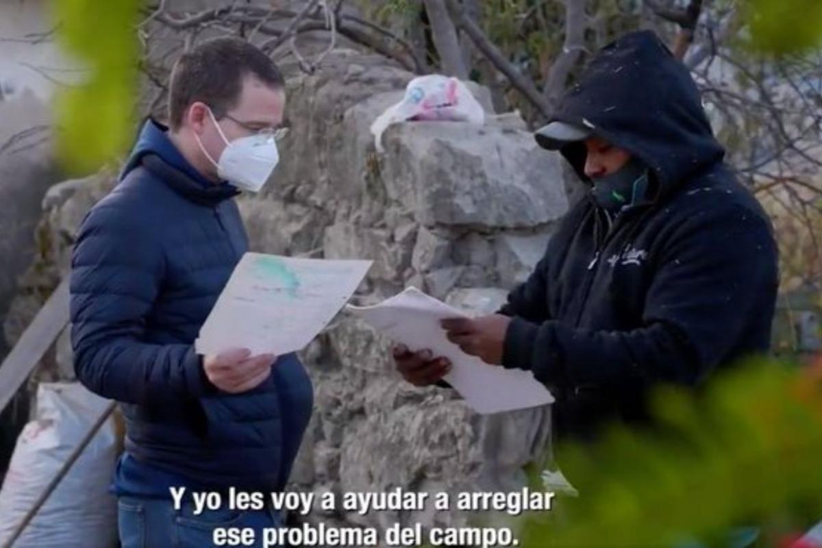 Inicia Ricardo Anaya recorrido por mil municipios de México