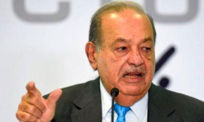 Reportan que la salud de Carlos Slim evoluciona de manera favorable