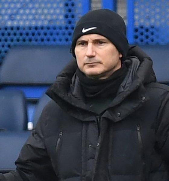 Frank Lampard queda fuera del Chelsea. Foto: Twitter Chelsea