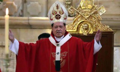 Hospitalizan al cardenal NOrberto Rivera. Foto: Especial