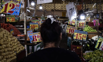 Economía mexicana se desploma 8.5%: INEGI