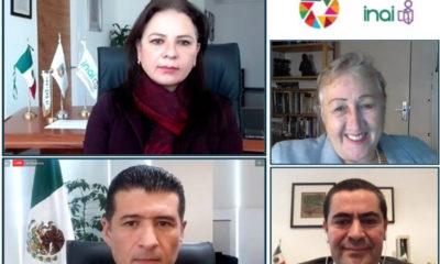 """""""El INAI no fue un capricho político, ni una ocurrencia"""": comisionados"""