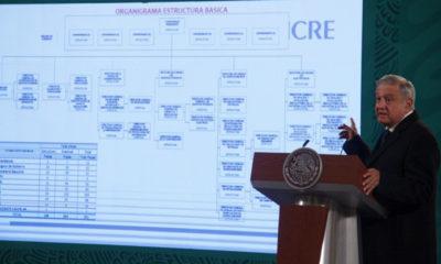 "Insiste López Obrador que organismos autónomos son ""alcahuetes"""