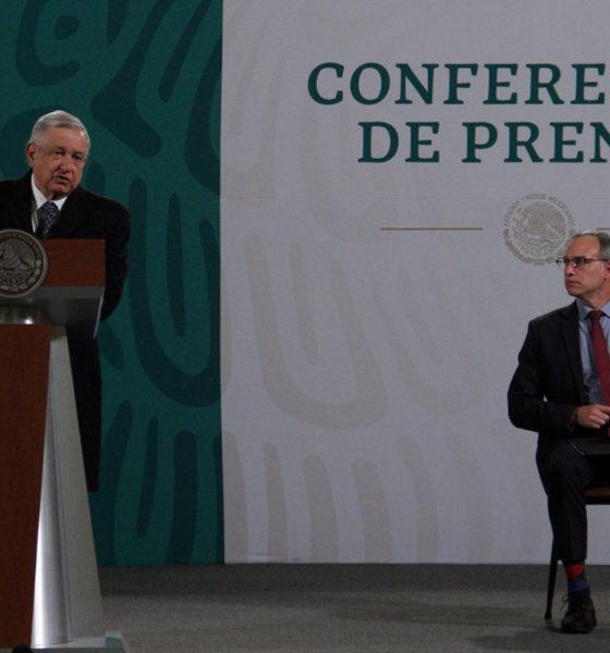 López Gatell no saldrá del gabinete: AMLO