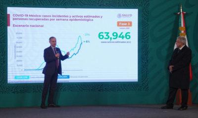 Con vacunas se da un giro radical al manejo de la pandemia: López Gatell