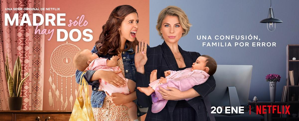 Madre solo hay dos, de Netflix