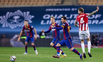Messi en la mira del PSG. Foto: Twitter Barcelona
