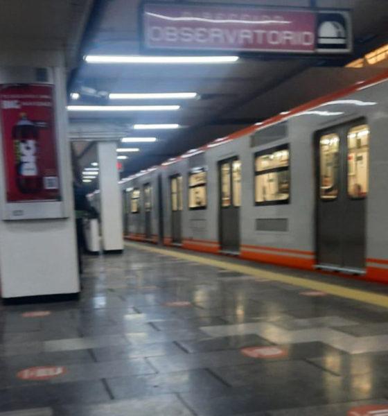 Reinicia operaciones la Línea 1 del Metro en CDMX