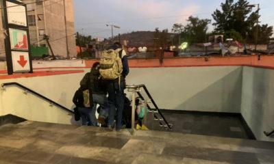 Metro reinicia operaciones en Líneas 4, 5 y 6