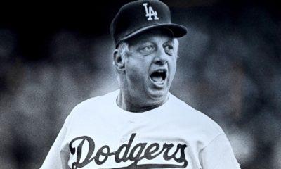 Muerte el histórico Tom Lasorda. Foto: Twitter Dodgers