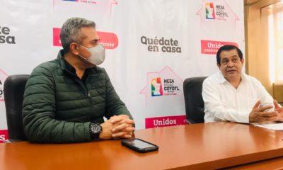 Municipios buscan vacuna Anti Covid