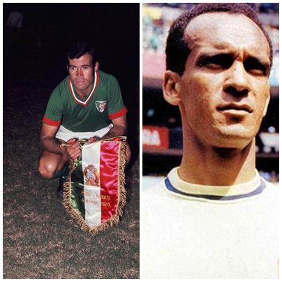 Murió Halcón Peña y José Alves. Foto: Twitter