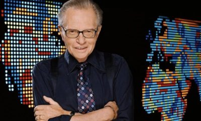 Murió el presentador Larry King. Foto: Twitter
