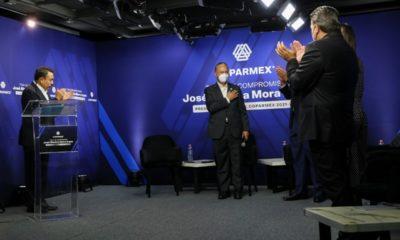 Nuevo pdte Coparmex - José Medina Mora Icaza