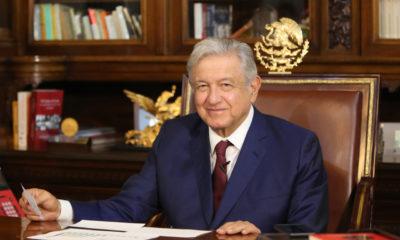 En confinamiento, López Obrador está fuerte y optimista