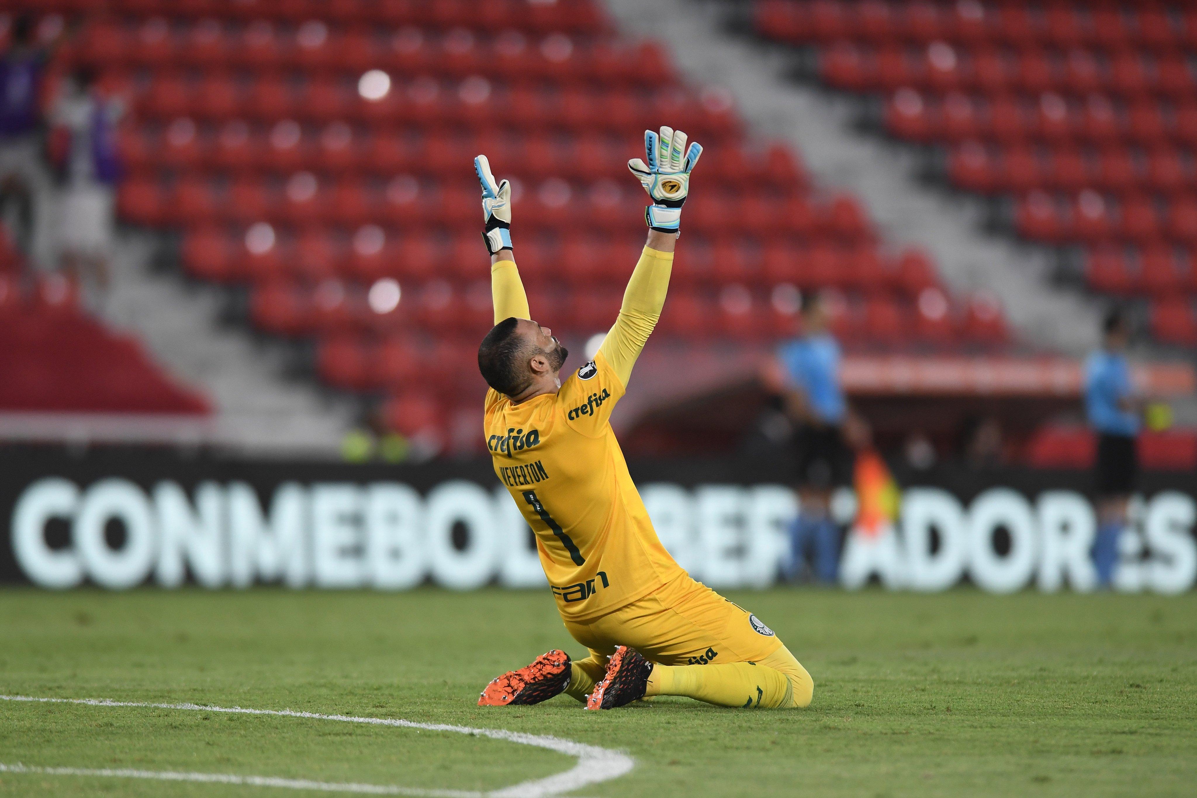 Palmeiras venció a River Plate. Foto: Twitter Copa Libertadores