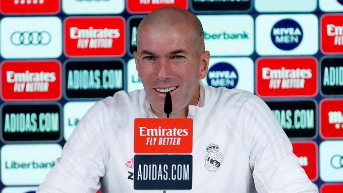 Presiona Zidane para que renueven Ramos y Modric. Foto: Twitter