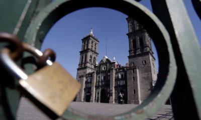Semáforo rojo ya se había advertido en Puebla: Barbosa