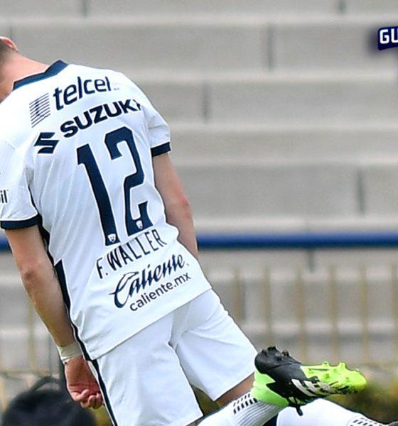 Pumas le pegó a Mazatlán. Foto: Twitter Liga MX