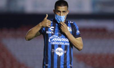 Querétaro se impone a los Pumas. Foto: Twitter Querétaro