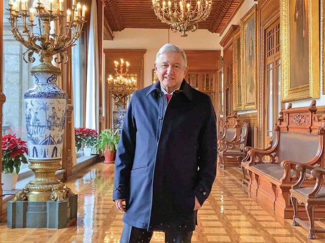Reaparece Andrés Manuel López Obrador. Foto: Twitter